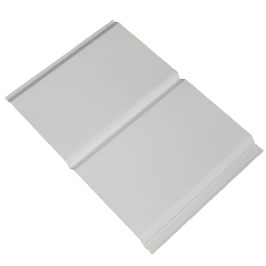 Amerimax 13-in x 144-in White Soffit