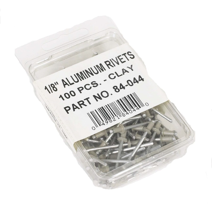 Amerimax 100-Count #0 x 1.5-in White 1-Way-Drive Exterior Gutter Screws
