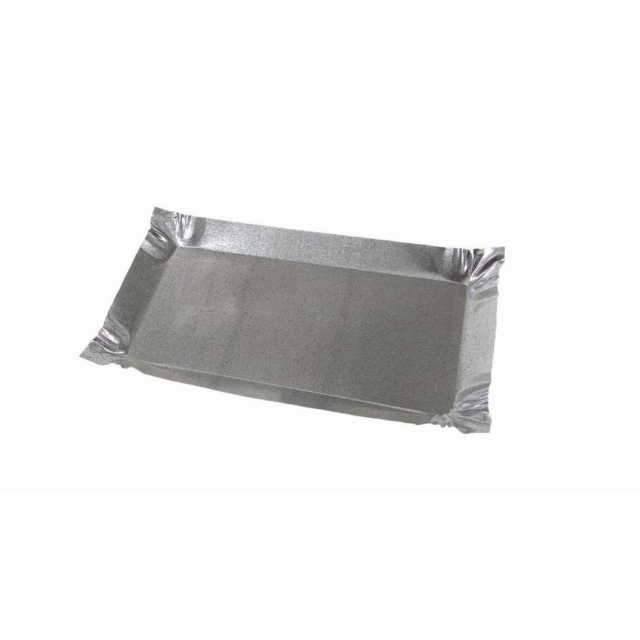 Amerimax Termite Shield 8-in x 0.67-ft Galvanized Steel Sheet Flashing
