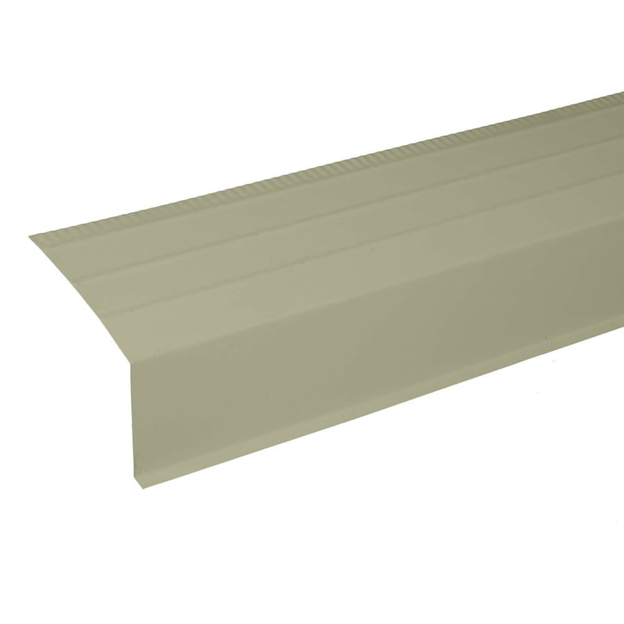 Amerimax 2.47-in x 10-ft Galvanized Steel Drip Edge