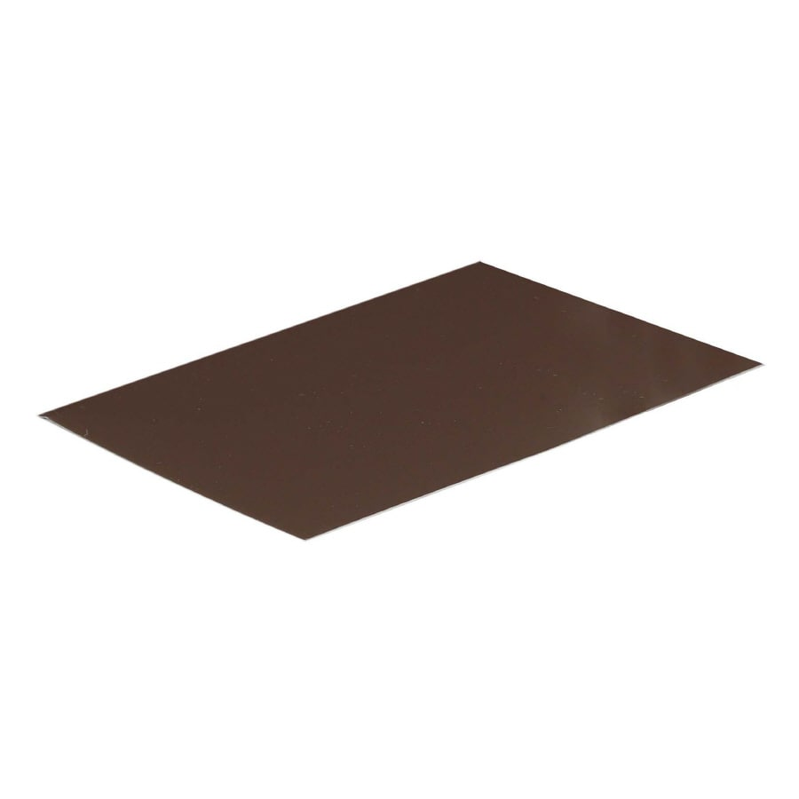 Amerimax 8-in x 1-ft Galvanized Steel Sheet Flashing