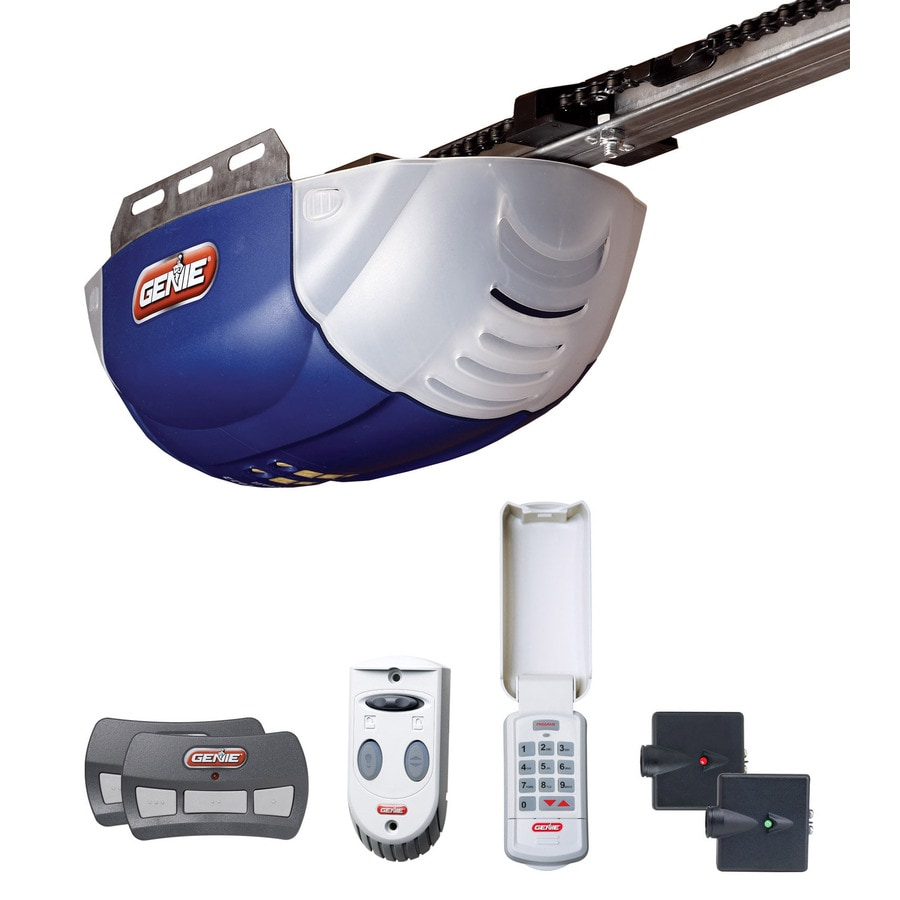 Shop genie 05 hp chain garage door opener at lowes genie 05 hp chain garage door opener rubansaba