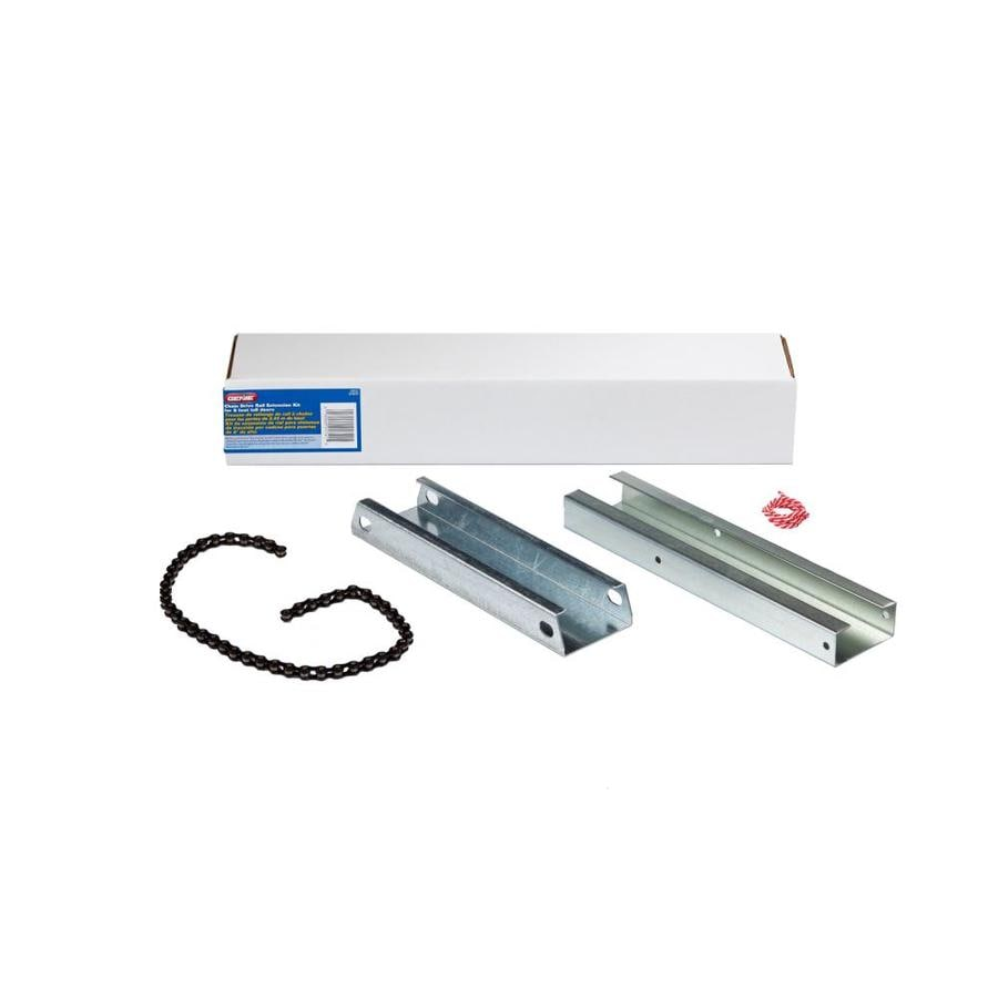 Genie Garage Door Rail Extension Kit