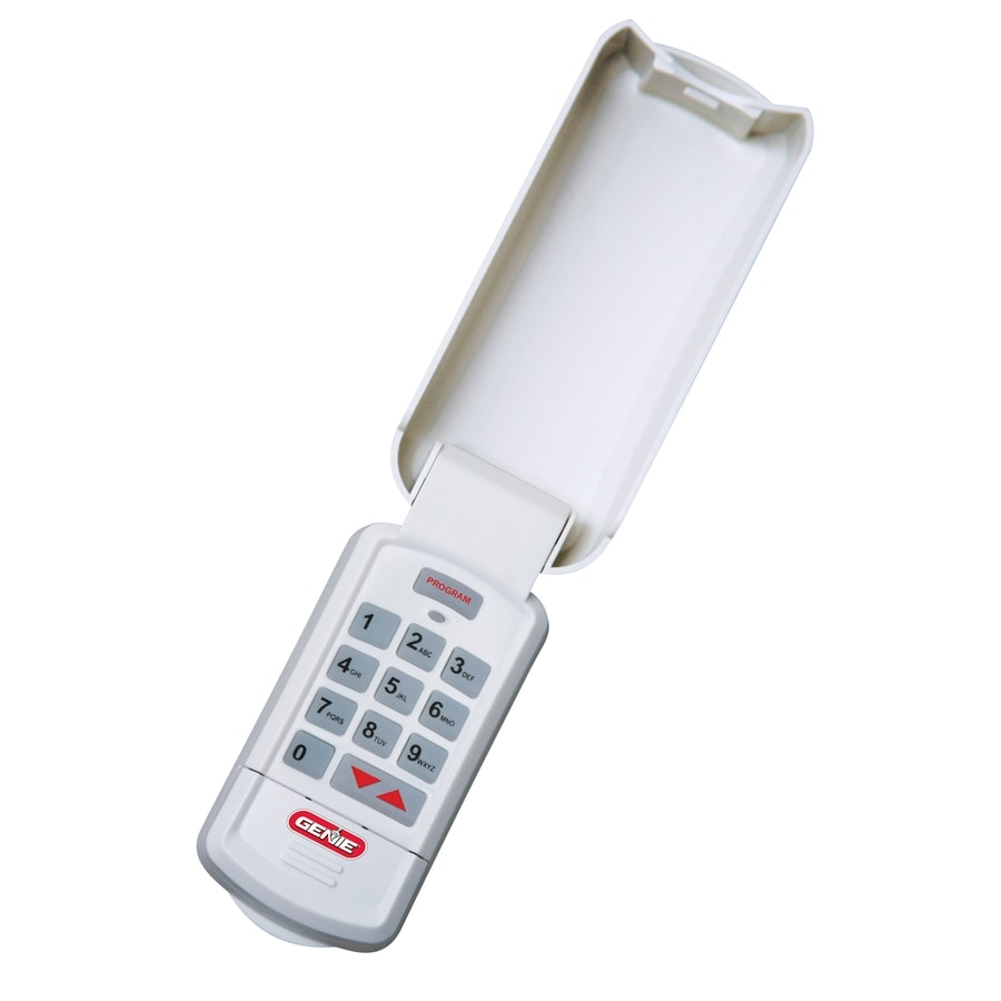 Genie Wireless Rolling Code Garage Door Opener Keypad At