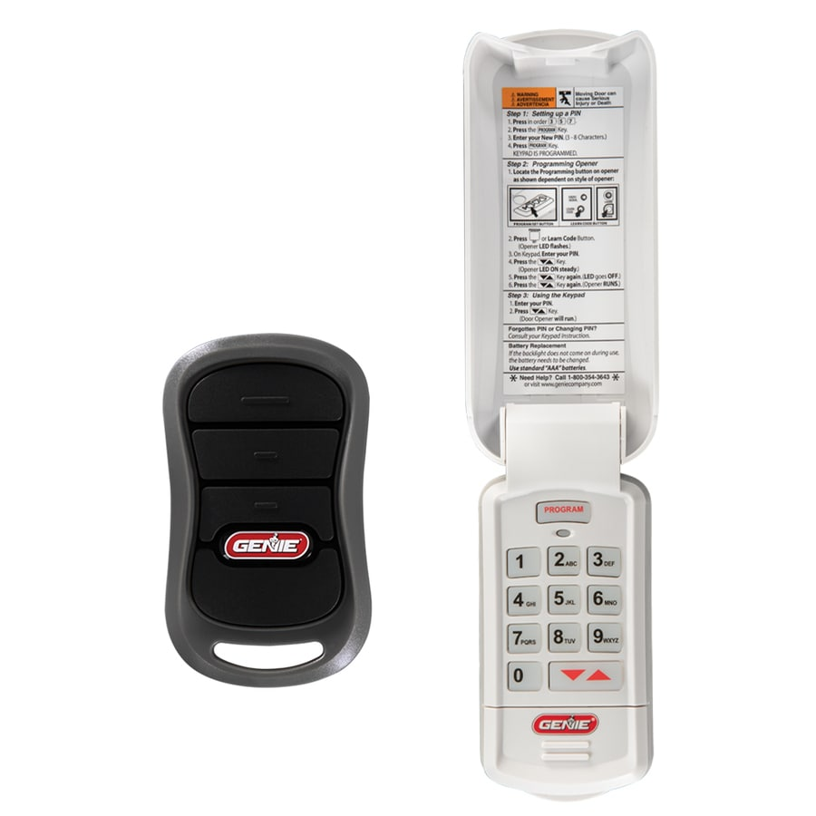 Shop genie garage door wall controls at lowes