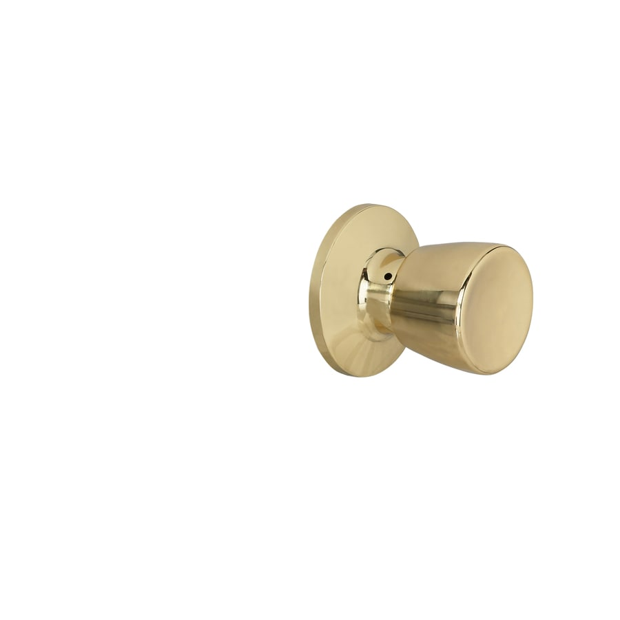 Gatehouse Gallo Polished Brass Tulip Passage Door Knob