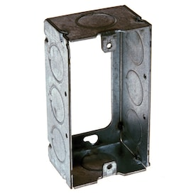 """Steel City SBEX Extension Electrical Box Steel 7//8/"""""""