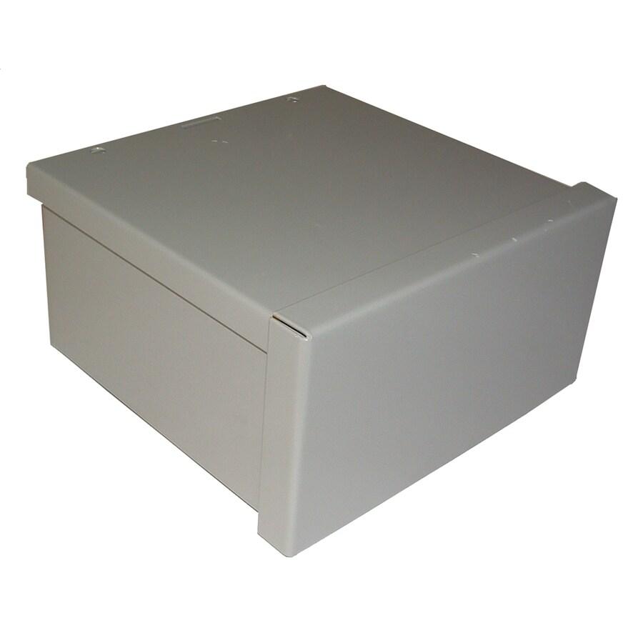 WIEGMANN 256 cu in 0-Gang Metal New Work Wall Electrical Box