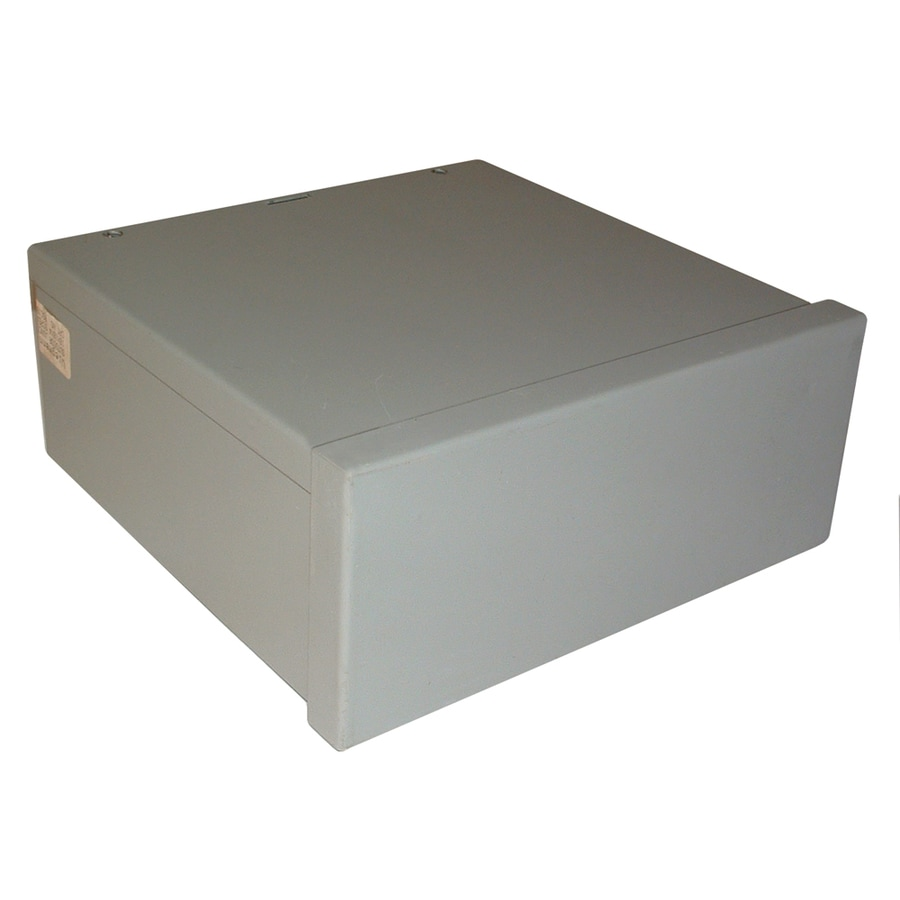 WIEGMANN 400 cu in 0-Gang Metal New Work Wall Electrical Box
