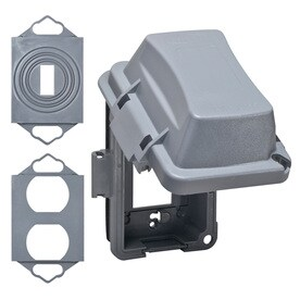 Shop Electrical Boxes Amp Covers At Lowes Com