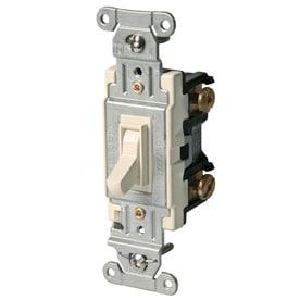 120-Volt to 277-Volt 3-Way Switch in Palladium Lutron SC-3PS-PD Diva 15-Amp