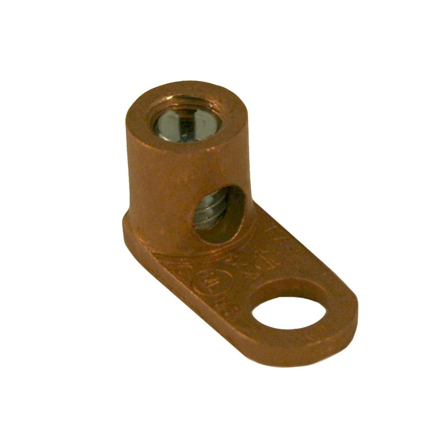 BURNDY 2-Count Copper Lugs