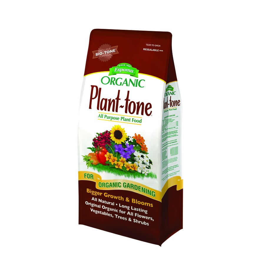 Espoma Plant-Tone 36-lb All Purpose Food