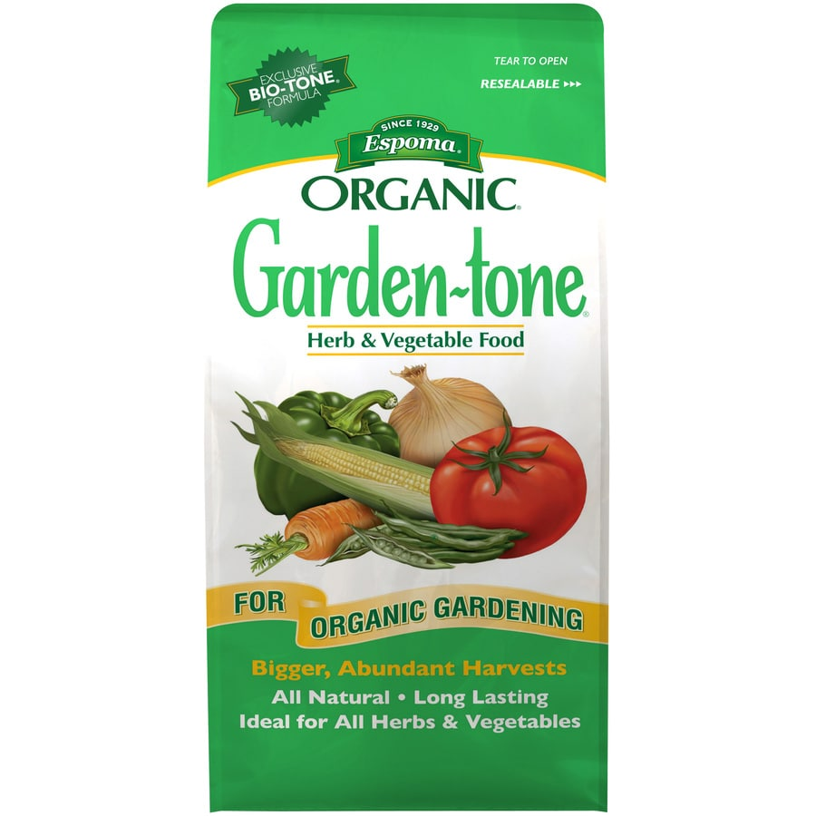 Espoma Garden-Tone 8-lb Organic/Natural All Purpose Food (3-4-4)