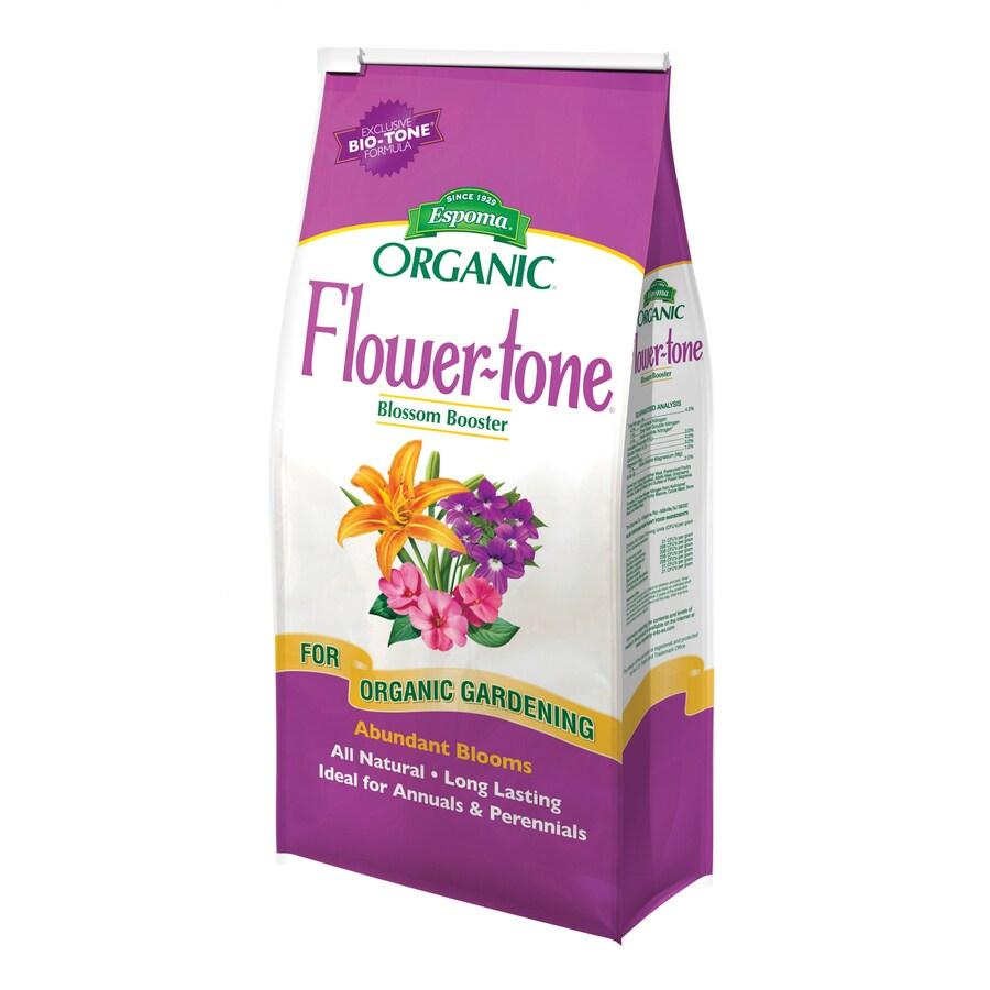 Espoma Flower-Tone 4-lb Organic/Natural Flower Food (3-4-5)