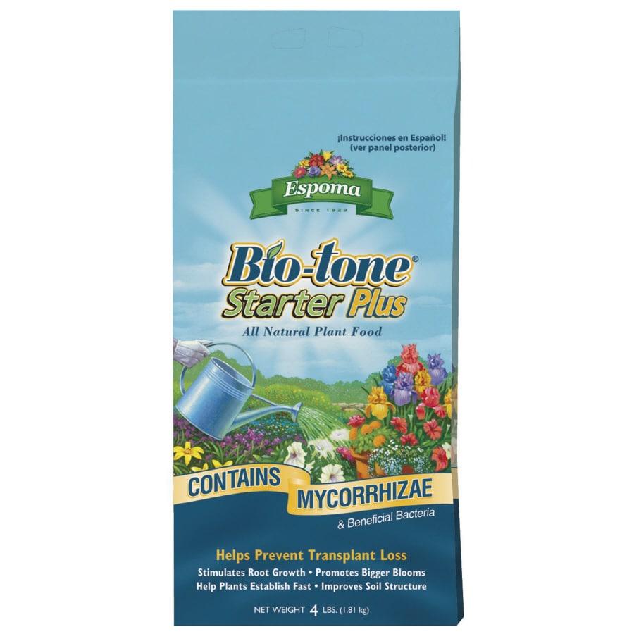 Espoma Bio-Tone Starter Plus 4-lb All Purpose Food