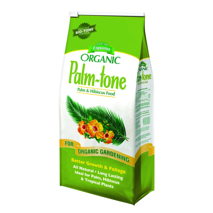 Espoma Palm-Tone 4-lb Tree and Shrub Food
