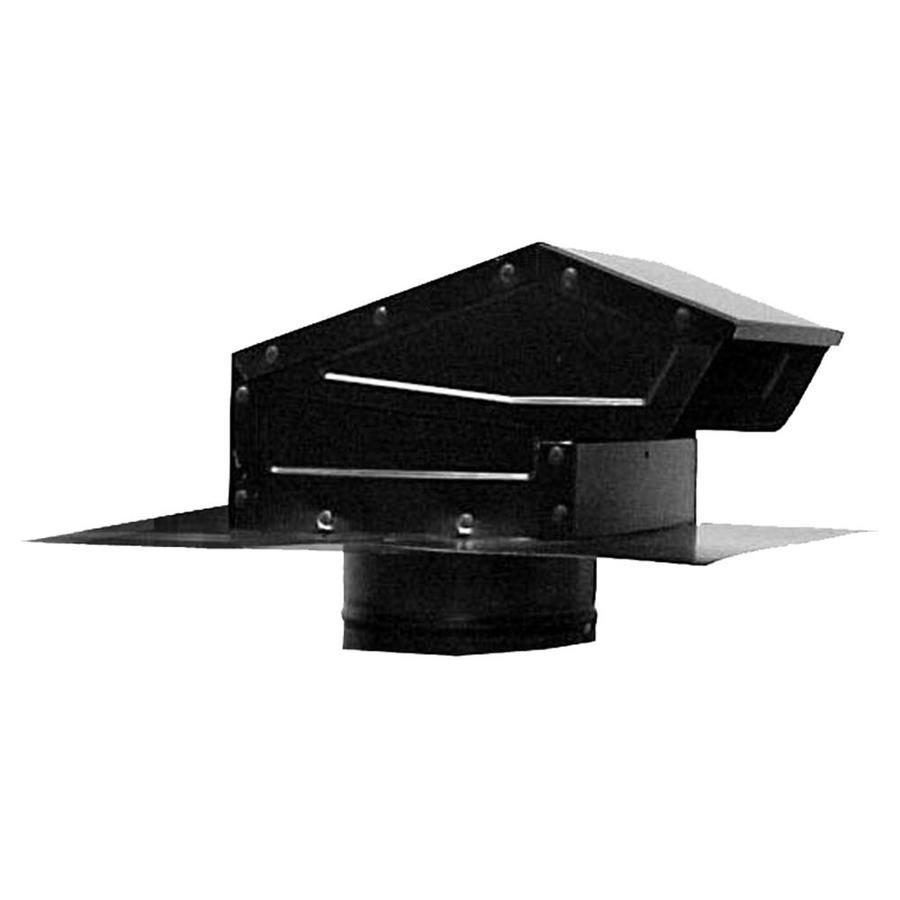 Shop Master Flow Goose Neck 10 In X 9 75 In Galvanized