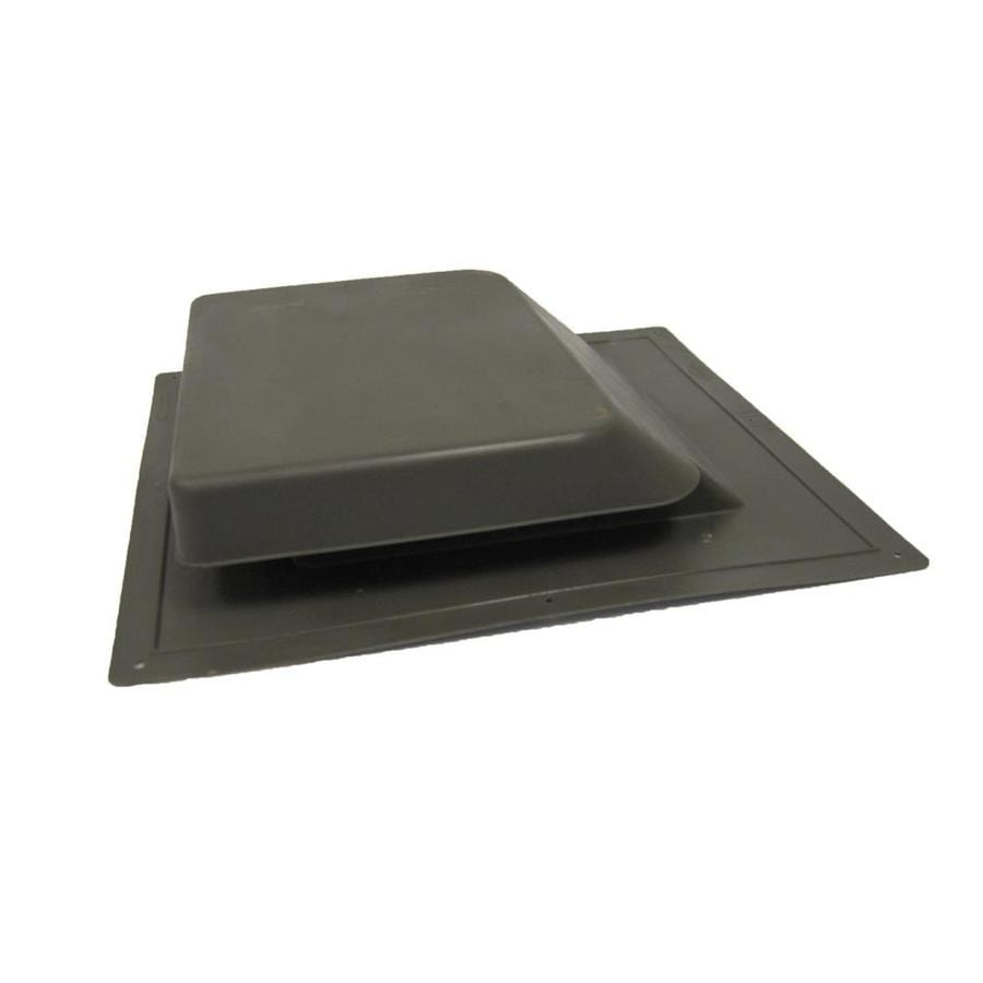 Master Flow 37 NFA Weatherwood Plastic Square Roof Louver
