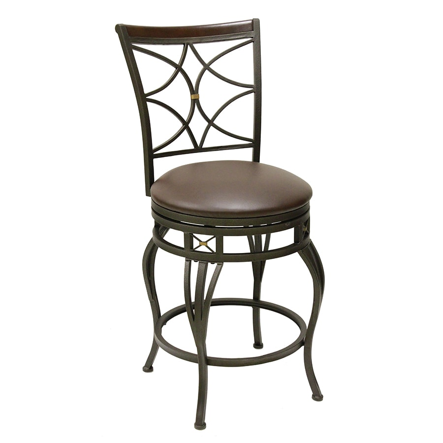Oil Rubbed Bronze in Counter Stool