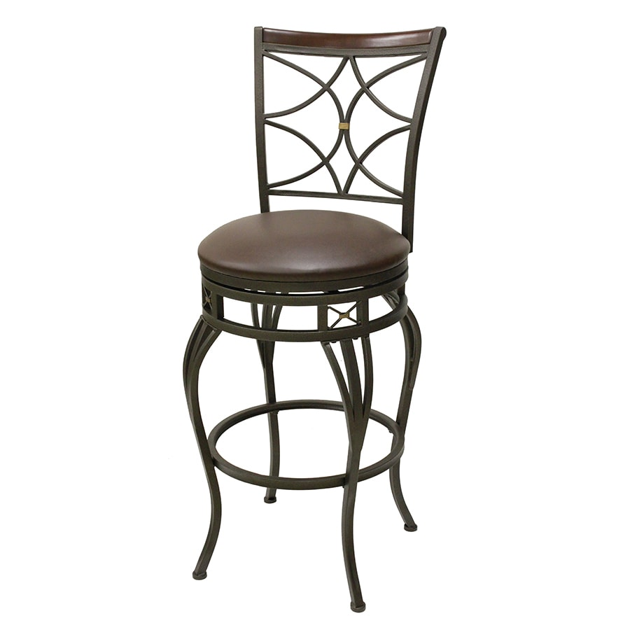 Oil Rubbed Bronze 30 In Bar Stool