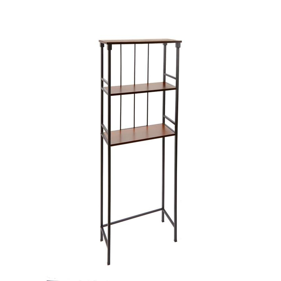 Oil Rubbed Bronze Iron Bathroom Shelf At Lowescom