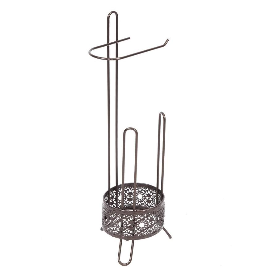 Shop Filigree Bathroom Collection Oil Rubbed Bronze Freestanding ...
