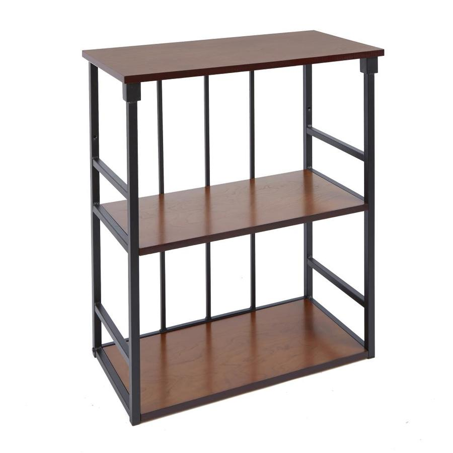Shop Oil Rubbed Bronze Iron Bathroom Shelf At