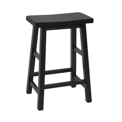 Strange Black Counter Stool At Lowes Com Gmtry Best Dining Table And Chair Ideas Images Gmtryco