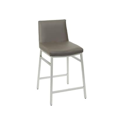Incredible Cheyenne Products Norton Silver And Charcoal Counter Stool Gmtry Best Dining Table And Chair Ideas Images Gmtryco