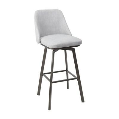 Tremendous Gunmetal Adjustable Stool Andrewgaddart Wooden Chair Designs For Living Room Andrewgaddartcom