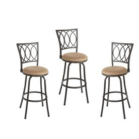 Outstanding Cheyenne Products Bronze Bar Stools At Lowes Com Creativecarmelina Interior Chair Design Creativecarmelinacom