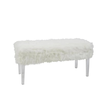 Outstanding Cheyenne Products Casual White Storage Bench At Lowes Com Beatyapartments Chair Design Images Beatyapartmentscom