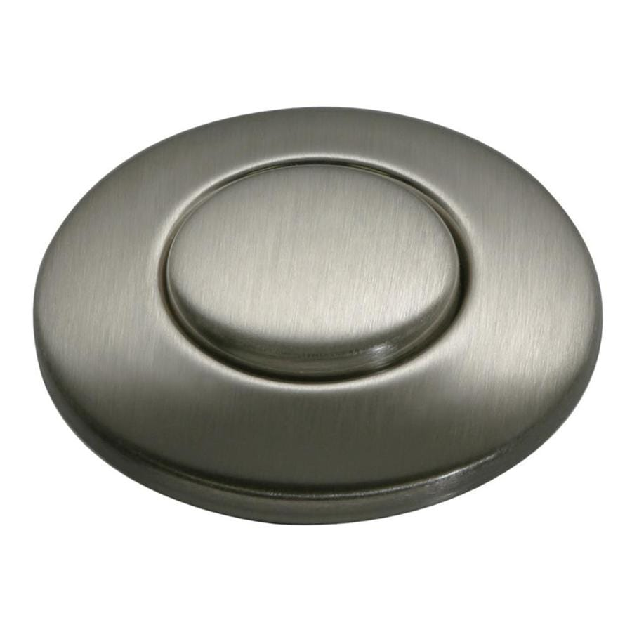Shop Insinkerator 1 75 In Satin Nickel Stainless Steel