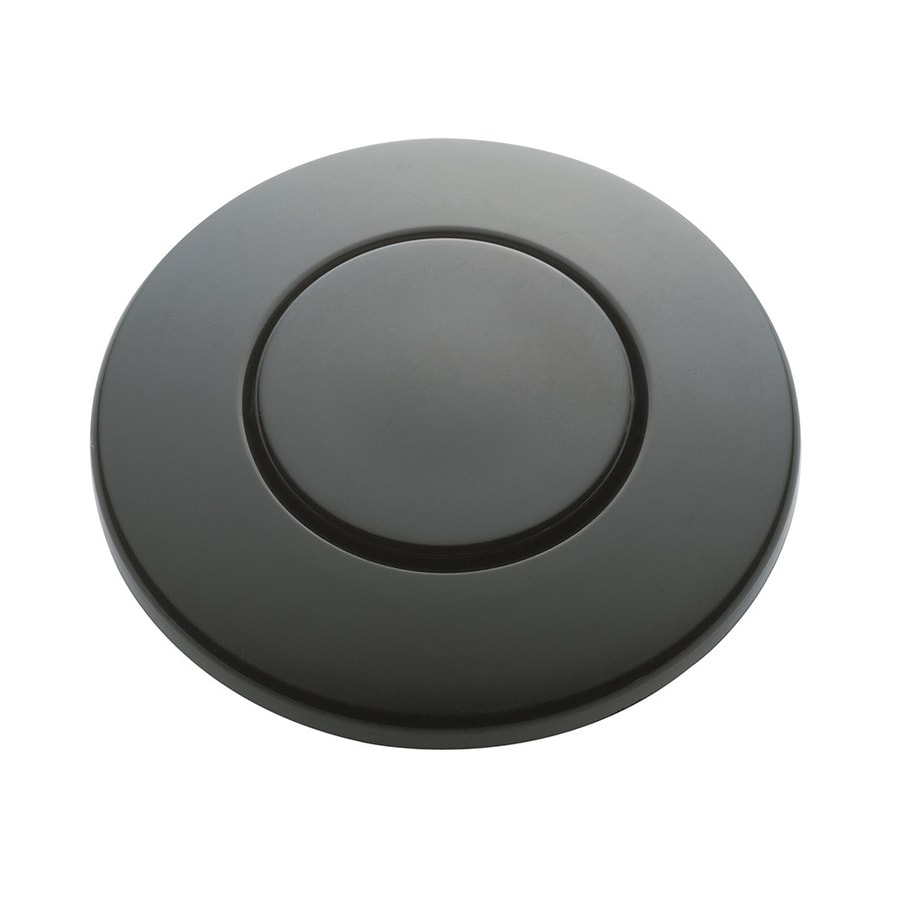 InSinkErator Black Garbage Disposal Switch