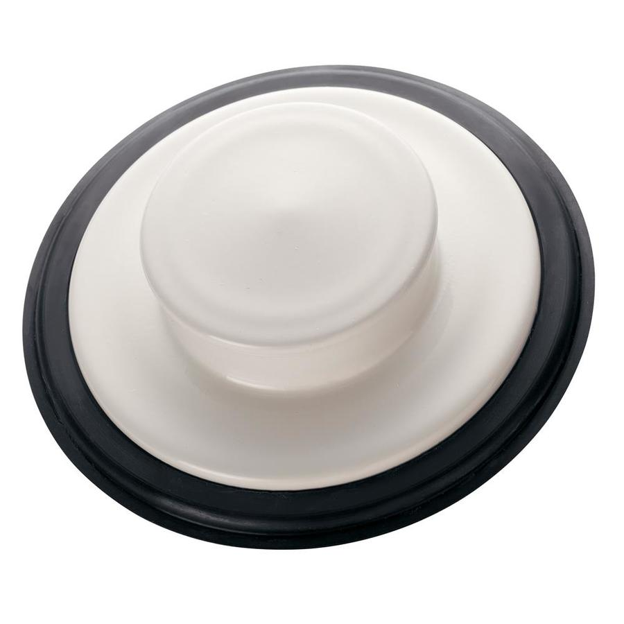 InSinkErator 3-in Off-White Steel Garbage Disposal Stopper