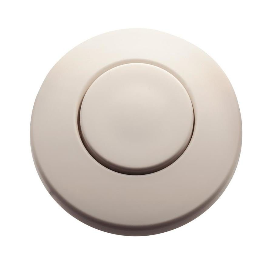 InSinkErator Off-White Garbage Disposal Switch