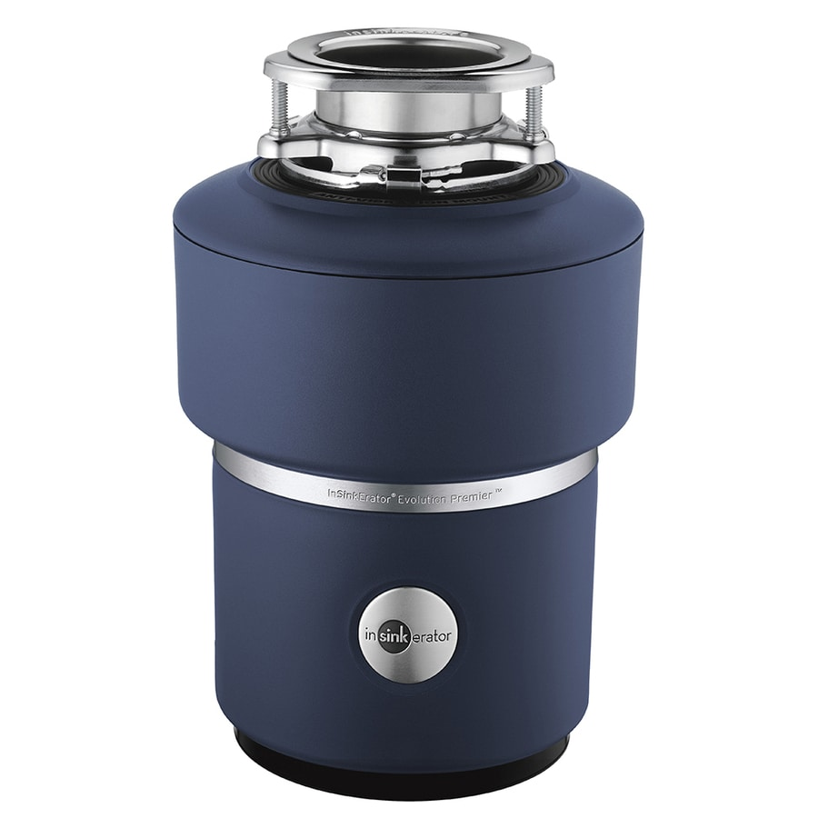 InSinkErator Evolution Premier 3/4 HP Garbage Disposal with Sound Insulation