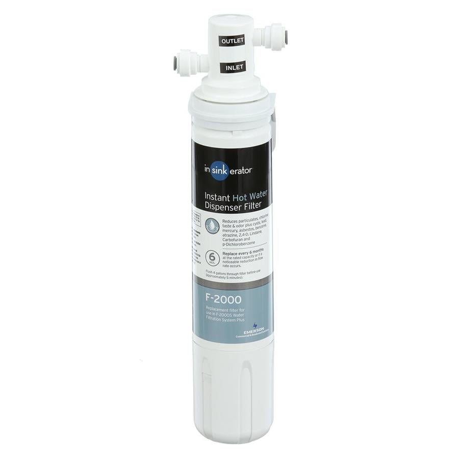 InSinkErator 12.5-in Water Dispenser Complete Filtration System