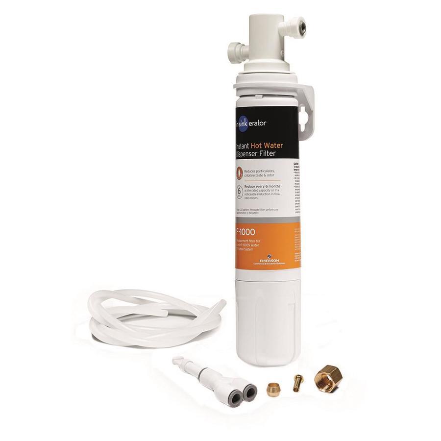InSinkErator 2.25-in Water Dispenser Complete Filtration System