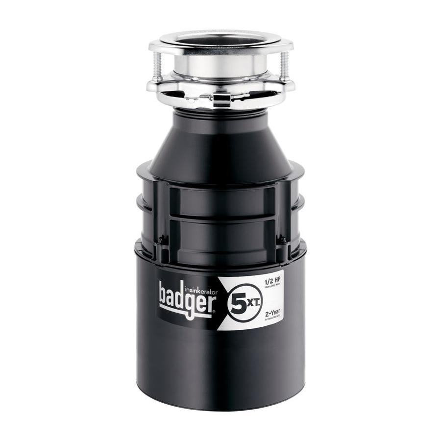 InSinkErator Badger 5 1/2-HP Continuous Feed Garbage Disposal