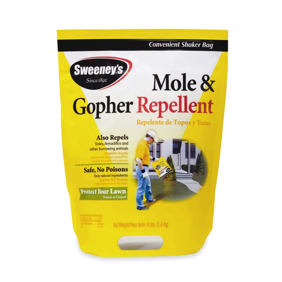 Sweeney S Mole And Gopher Repellent Granules