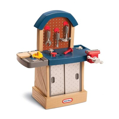 Little Tikes Tough Workshop Building Toys