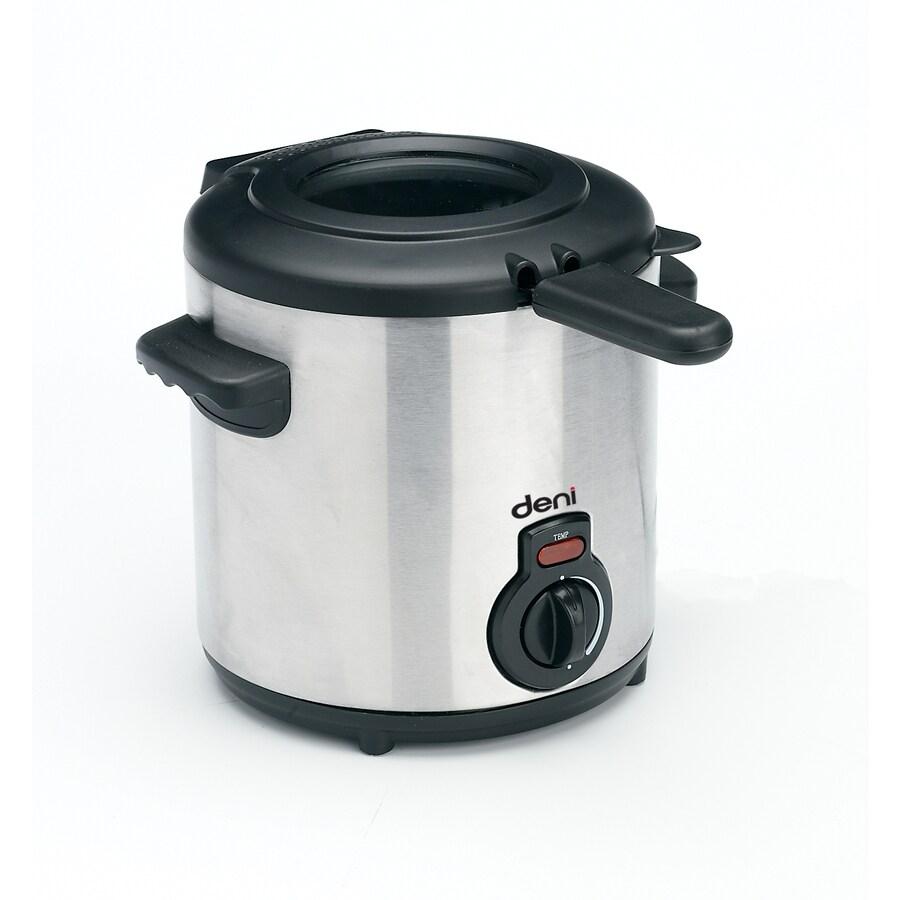 Deni 1-Quart Deep Fryer