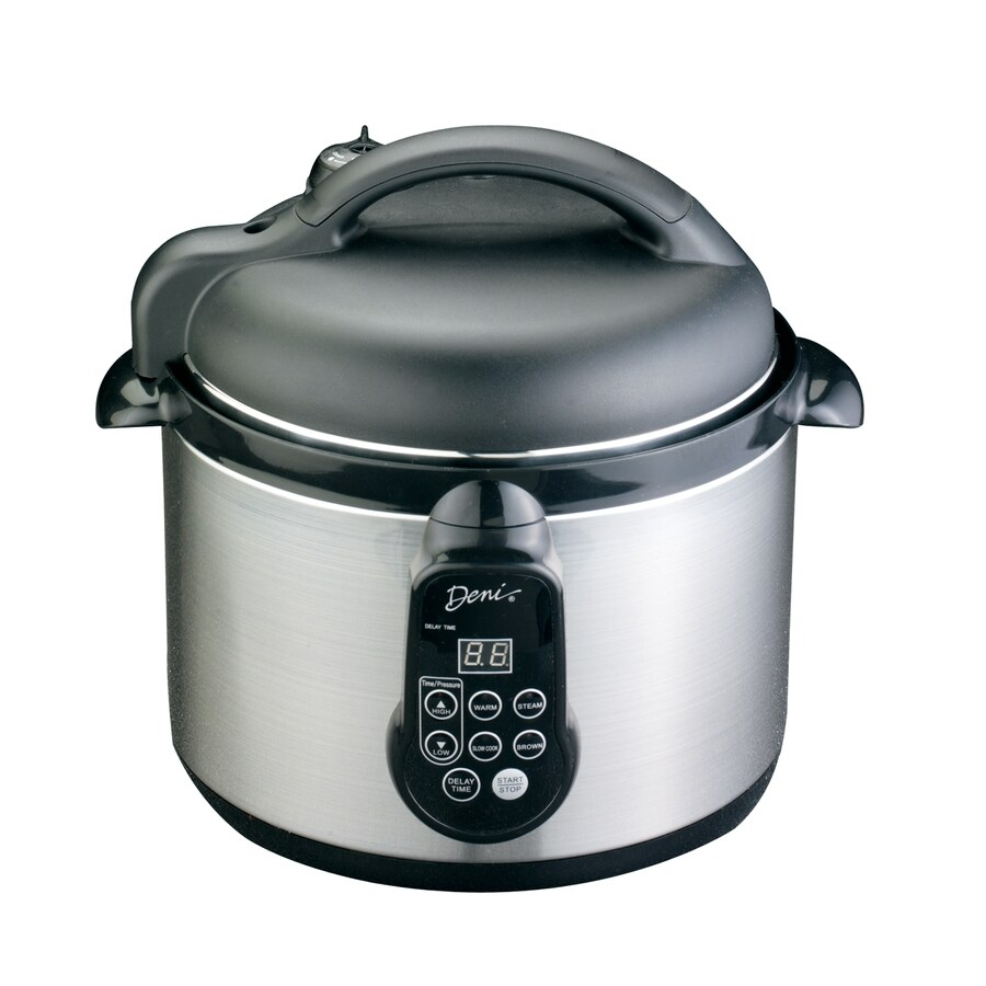 Deni 5-Quart Programmable Electric Pressure Cooker