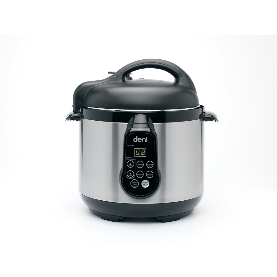 Deni 4.2-Quart Programmable Electric Pressure Cooker