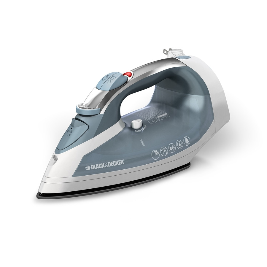 BLACK & DECKER Black & Decker Icr05X Cord Reel Non-Stick Steam Surge Iron
