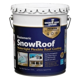 Shop Reflective Roof Coatings At Lowes Com
