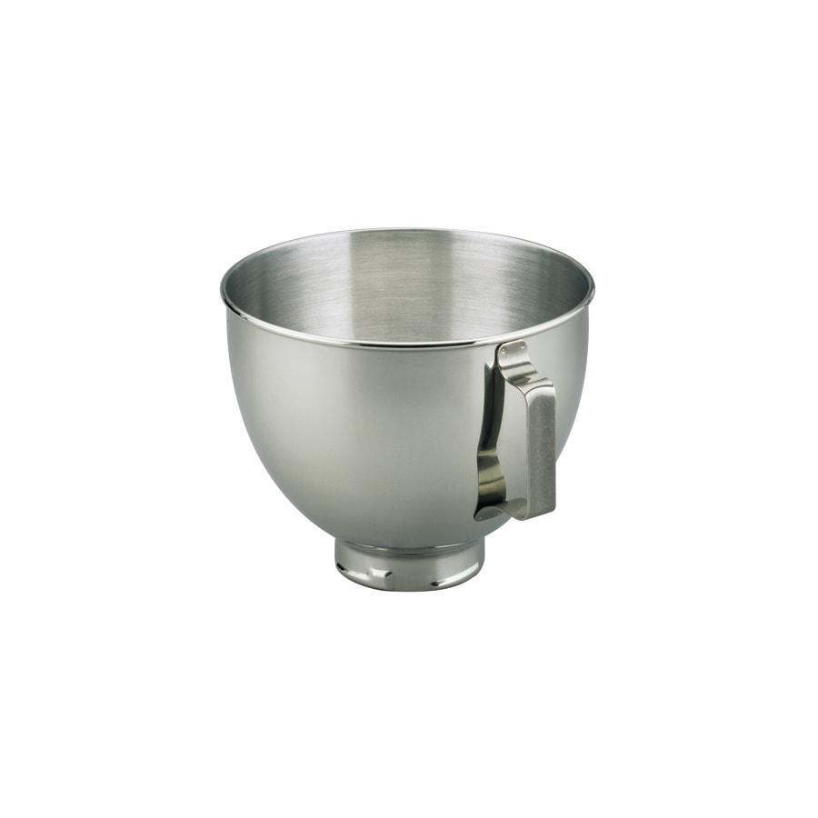 Good KitchenAid 4.5 Quart Stainless Steel Mixing Bowl