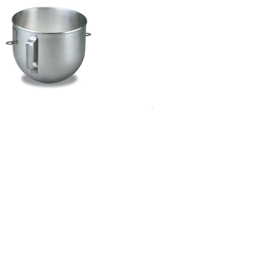 KitchenAid 5-Quart Stainless Steel Mixing Bowl